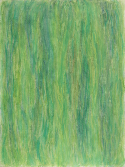 William Turnbull, 'Untitled (Willows Green)', 1979