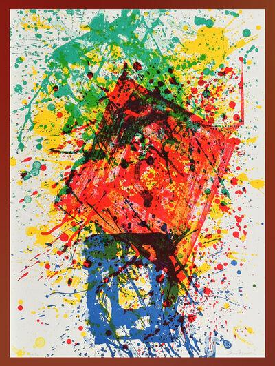 Sam Francis, 'Papierski Portfolio', 1992