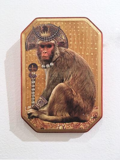 Deming King Harriman, 'Monkey King', 2019