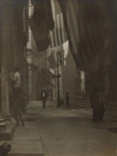 William Gordon Shields, 'Flag Day', 1917