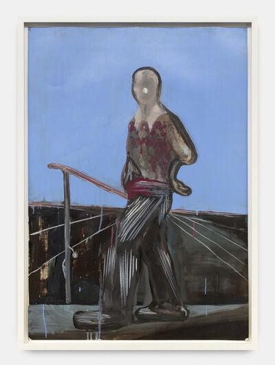 Alessandro Pessoli, 'The Witness', 2004