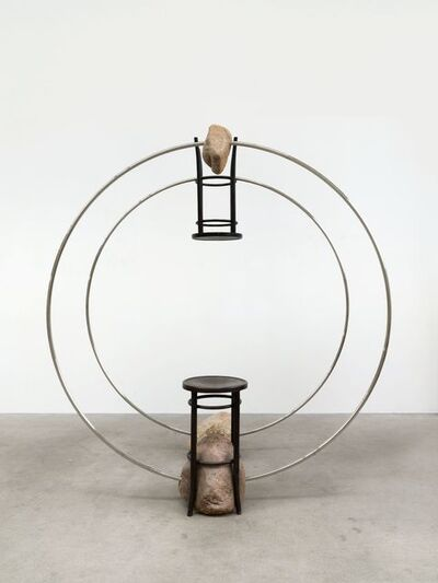 Alicja Kwade, 'Eigenbahn', 2018
