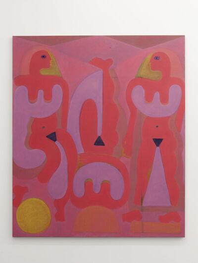 John Finneran, 'Spirits Looking at the Sea', 2015