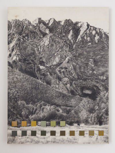 Giuseppe Stampone, 'Welcome to Gransasso / 3', 2018