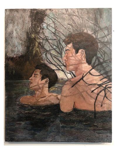 Hernan Bas, 'The Pigment Pool #2', 2019