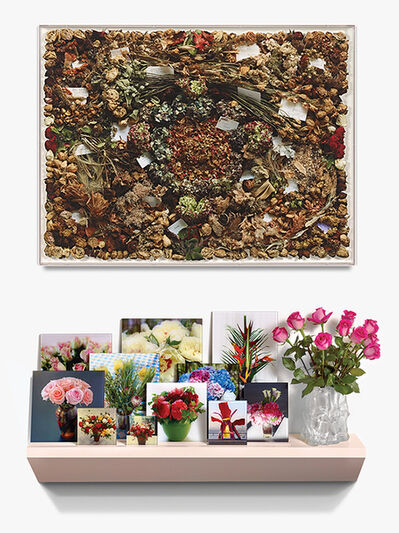 Sophie Calle, 'In Memory of Frank Gehry's Flowers', 2014