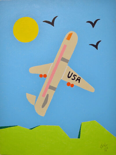 Barry Senft, 'Airplane', 2013