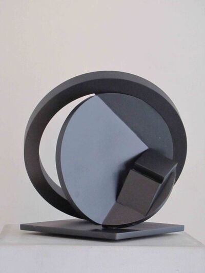 Fletcher Benton, 'Folded Circle Ring', 2006