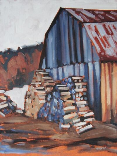 David Kelavey, 'Woodpile',