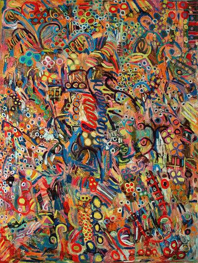 Pacita Abad, 'One Night Stand', 2002