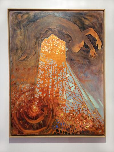 Edward Bear Miller, 'Elevator', 2015