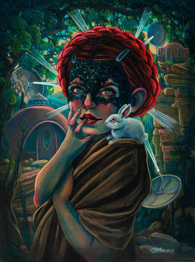 Lori Nelson, 'Faraday Braids', 2020