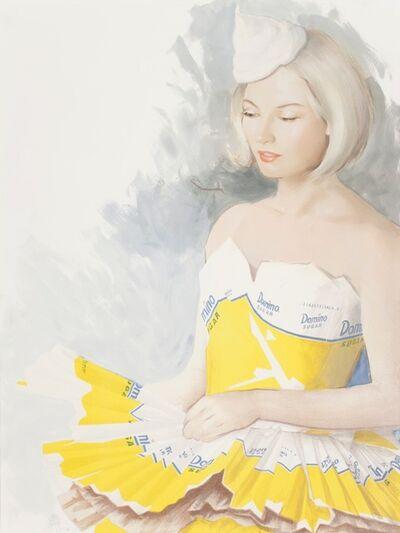 Will Cotton, 'Domino, Var. 5', 2017