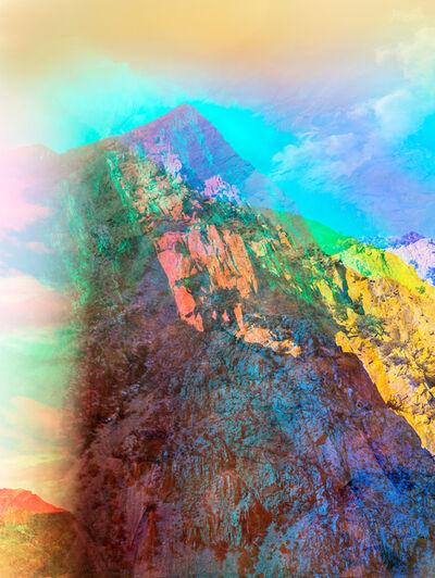 Terri Loewenthal, 'Psychscape 88 (Lone Pine Peak, CA)', 2018