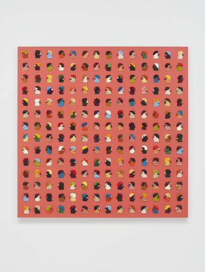 Adam Beris, 'Big Red', 2019