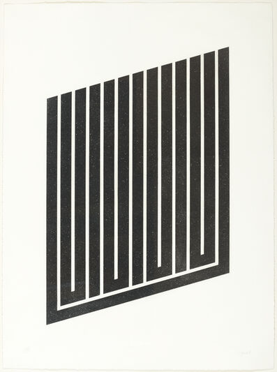 Donald Judd, 'Untitled 1978-79', 1978-1979