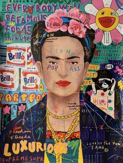 Jisbar, 'Frida Brillo', 2019