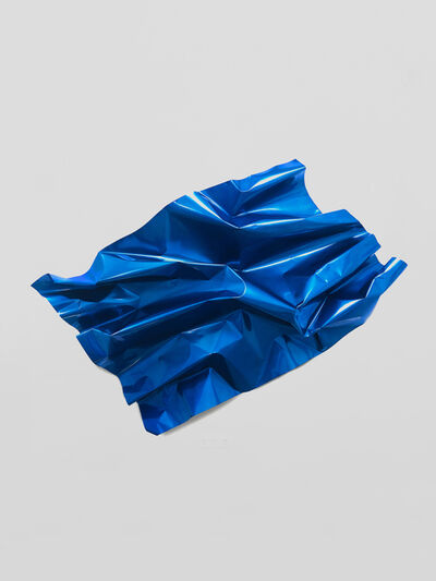 Aldo Chaparro, 'Md Blue, January 17, 2021 18:23', 2021