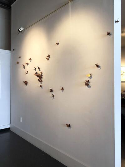 Margarita Cabrera, 'Craft of Resistance (50 Butterflies)', 2008