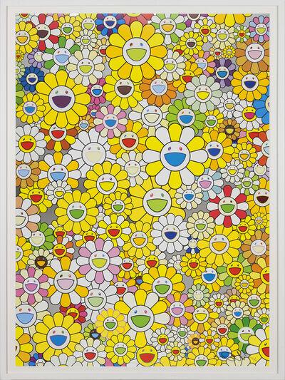 Takashi Murakami, 'An Homage to Monogold 1960 D', 2012
