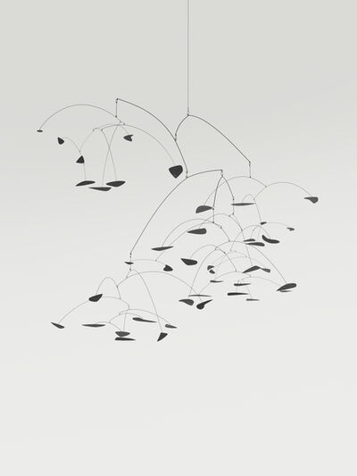 Alexander Calder, ' Five Branches with 1000 Leaves', ca. 1946