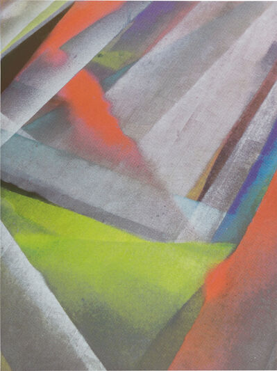 Tauba Auerbach, 'Untitled', 2012