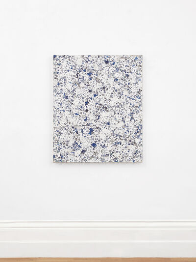 Gabriele Cappelli, 'Untitled (Blue)', 2021