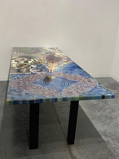 Ramin Haerizadeh, Rokni Haerizadeh & Hesam Rahmanian, 'Where To? Wherever It Chances', 2019