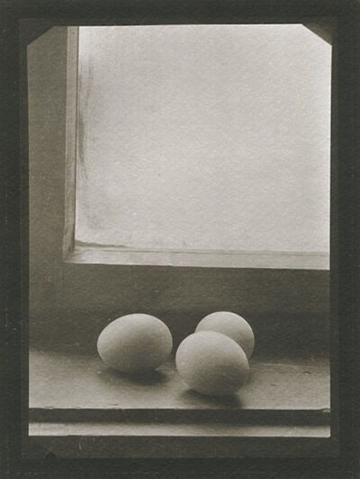 Richard Homola, 'Still Life (Eggs on Shelf next to Window)', 2002