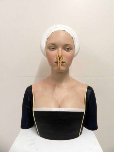 Gerard Mas, 'Lady of the clamp', 2014