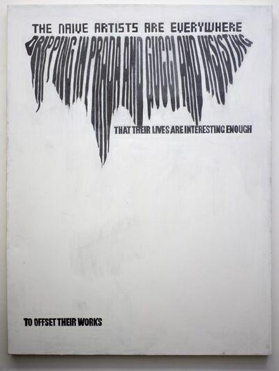 T. Kelly Mason, 'The Naives', 2001