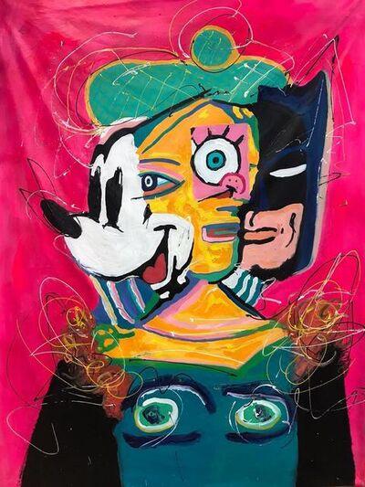 John Paul Fauves, 'Morning Coffee Mickey', 2020
