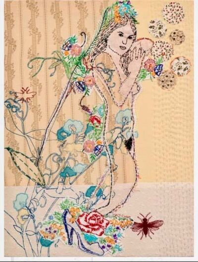 Orly Cogin, 'Enchanted', 2006