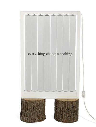 """Kasper Sonne, 'Everything changes nothing from the series """"Beginning/Middle/End""""', 2006"""