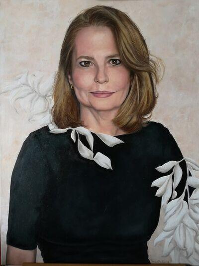 Graziella Mura, 'Portrait of Astrid Ritmeester', 2020
