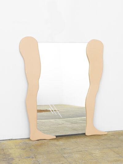 Amber Renaye, 'Untitled Mirror (Straight Legs)', 2016