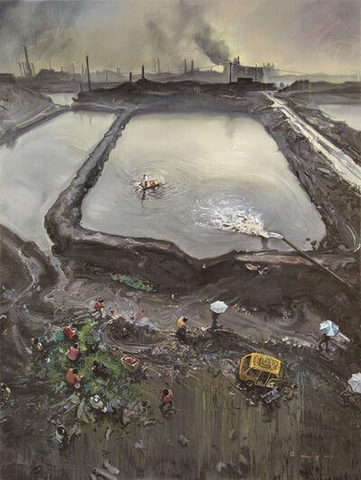 Zhou Jinhua 周金华, 'Dark Age No.1', 2008