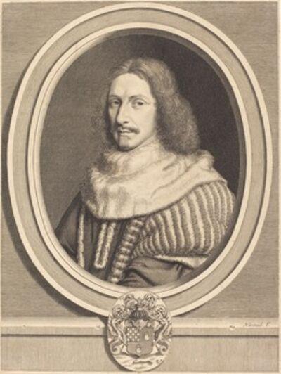 Robert Nanteuil, 'Nicholas Potier de Novion'