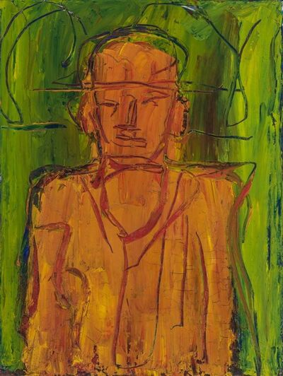 Lester Johnson, 'Untitled', 1963