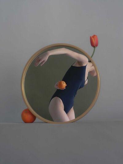 Ziqian Liu, 'Tulips', 2020