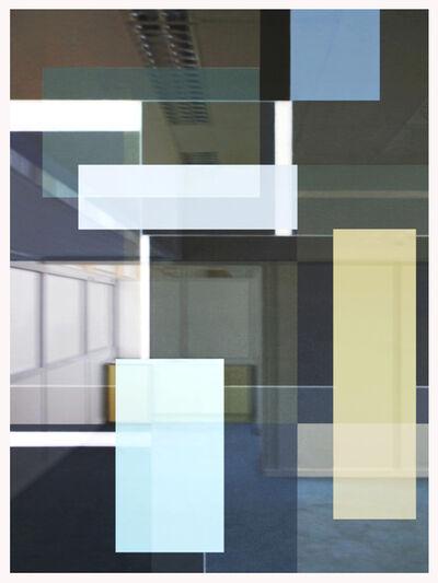 John Monteith, 'Platz #2 空间#2', 2019