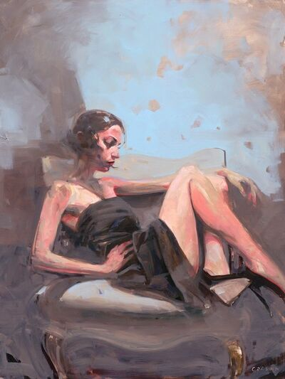 "Michael Carson, '""A Storm is Brewing""""', 2018"