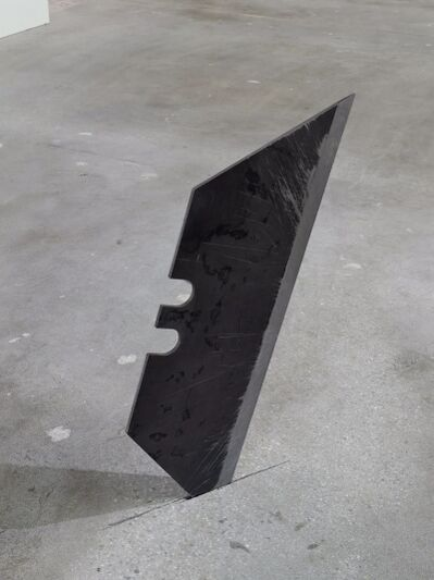 Josh Callaghan, 'Used Box Cutter Blade #2', 2015