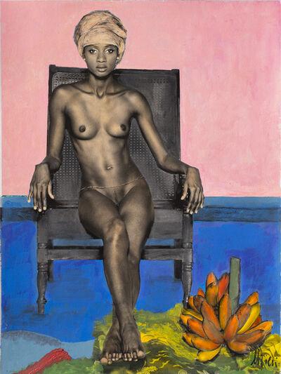 Gian Paolo Barbieri, 'Annah la giavanese, Homage to Gauguin', 2014