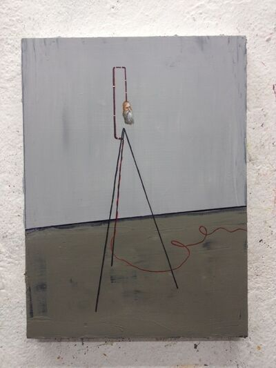 Paul Pretzer, 'Study for a sculpture', 2017