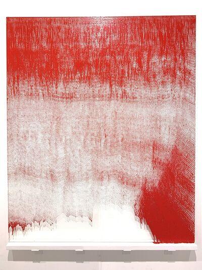 Mio Yamato, 'Red Dot 52', 2019
