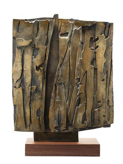Pietro Consagra, 'Colloquio duro', 1958