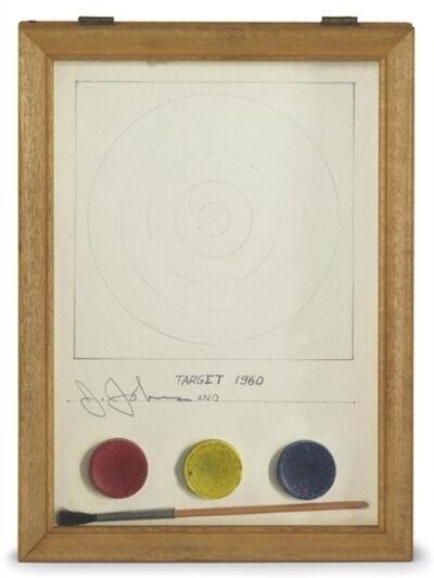 Jasper Johns, 'Target'