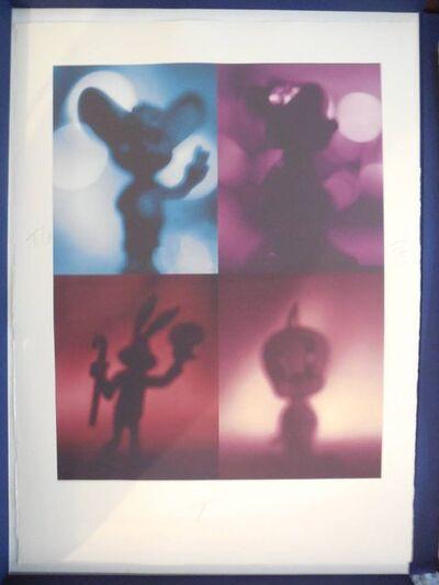 Todd Gray (b.1954), 'Bugs Bunny, Daisy etc.', 20th Century
