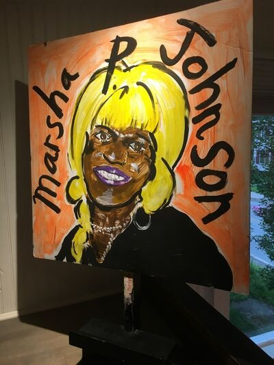Scooter LaForge, 'Marsha P. Johnson', 2019
